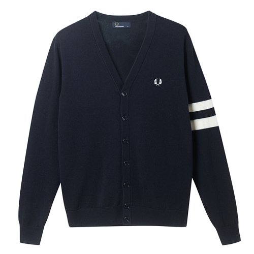 [Authentic]Tipped Sleeve Cardigan(608)