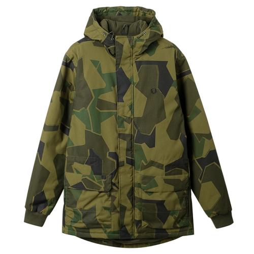 [Arktis]Camouflage Stockport Jacket(G56)