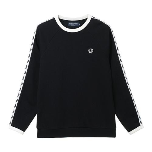[Sports Authentic]Taped Crew Neck Sweatshirt(102)