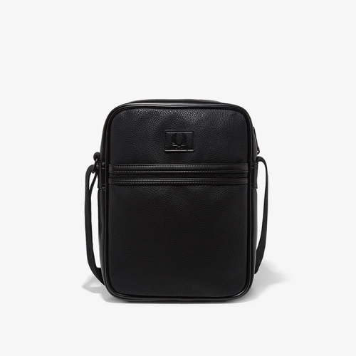[Authentic] Tumbled PU Side Bag(102)