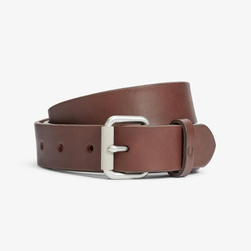 [Authentic] Made In England Narrow Leather Belt(H56)
