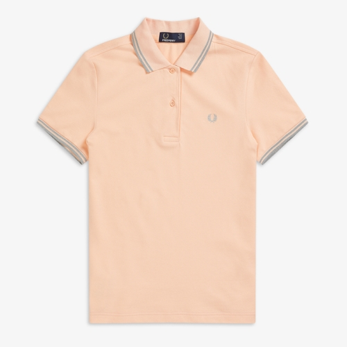 [Authentic] Twin Tipped Fred Perry Shirt(H24)