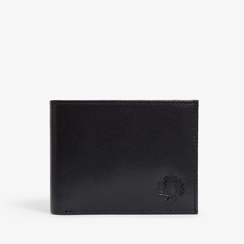 [Authentic] Leather Billfold Wallet(102)