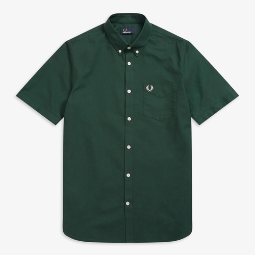 [Authentic] S/S Classic Oxford Shirt(H48)
