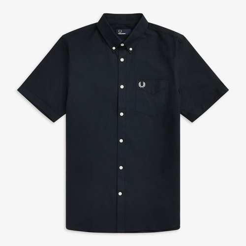 [Authentic] S/S Classic Oxford Shirt(608)