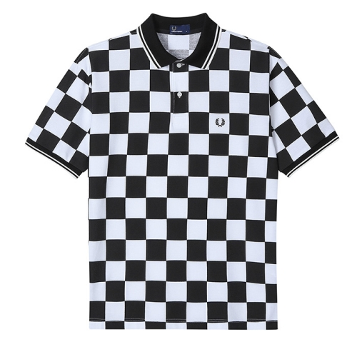[Japan Collection] Pattern Pique Shirt(J10)