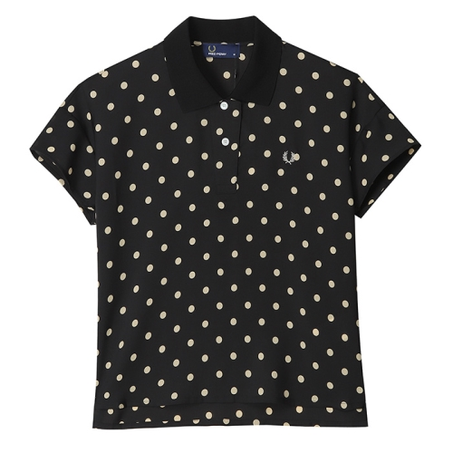 [Japan Collection] Polka Dot Polo Shirt(J07)