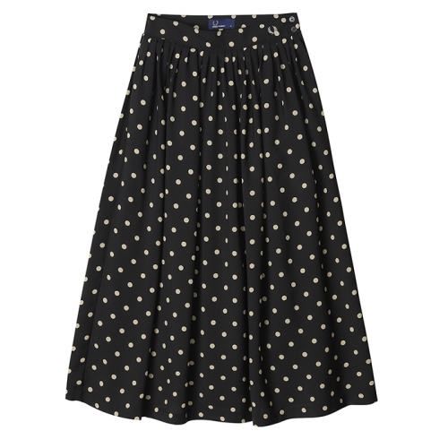 [Japan Collection] Polka Dot Skirt(J07)