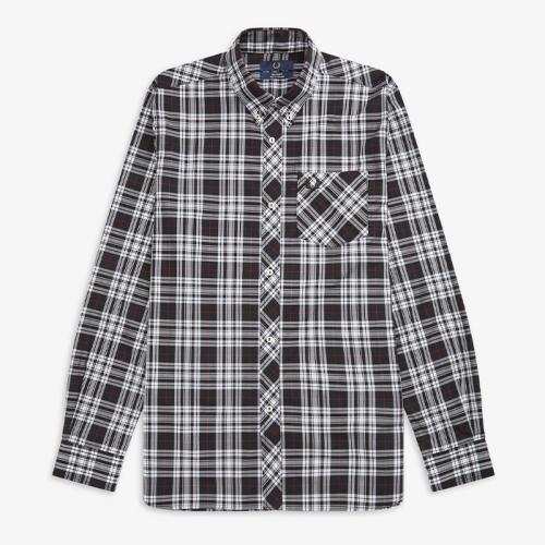 [Reissues] L/S Tartan Shirt(198)